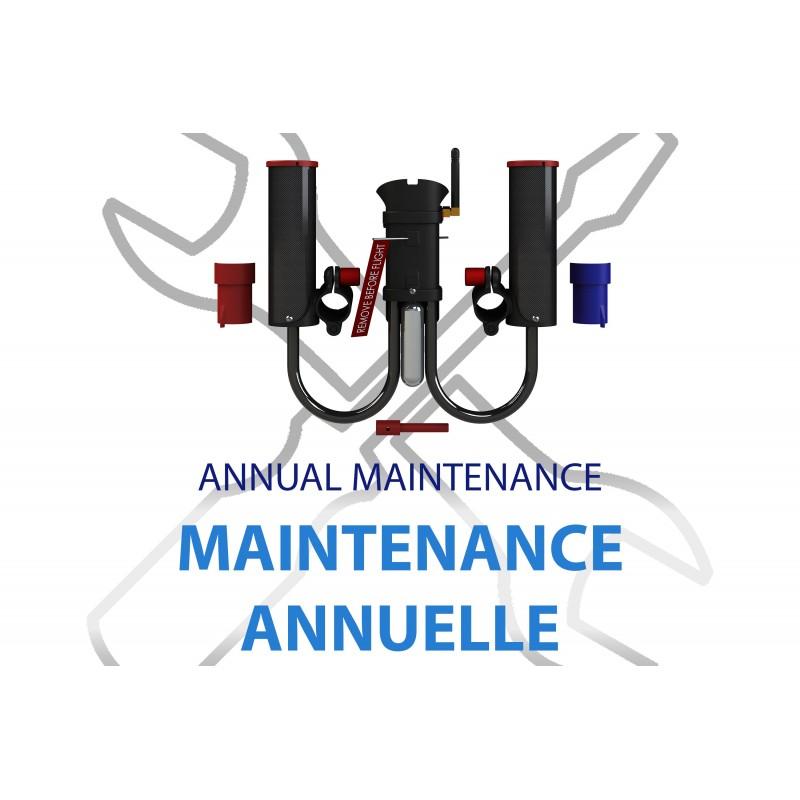 DJI Inspire 1 IDRsys Annual Maintenance Pack