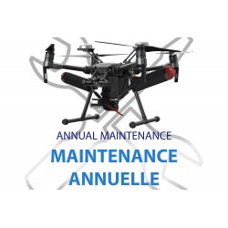 Annual maintenance pack for the IDRsys system for DJI Matrice 200 and 210 (RTK)