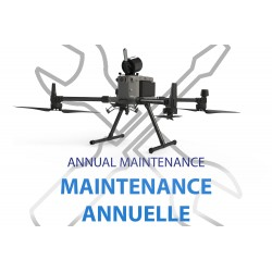 Annual maintenance pack for the Zephyr single parachute system for DJI Matrice 300 RTK