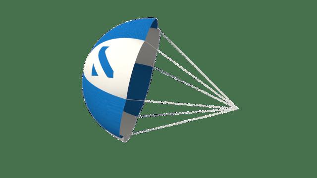 Toile de parachute pour drone Dronavia